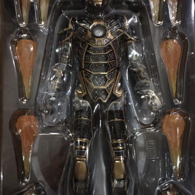 IRon Man 3 bones