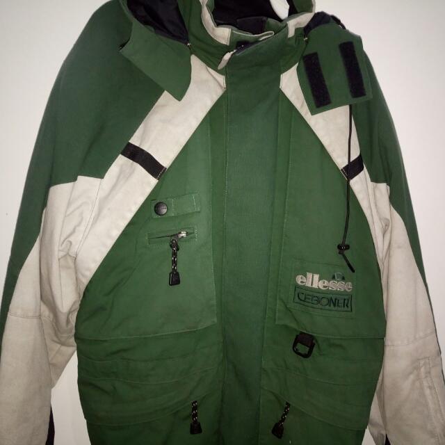 Jacket Outdoor Ellesse Original