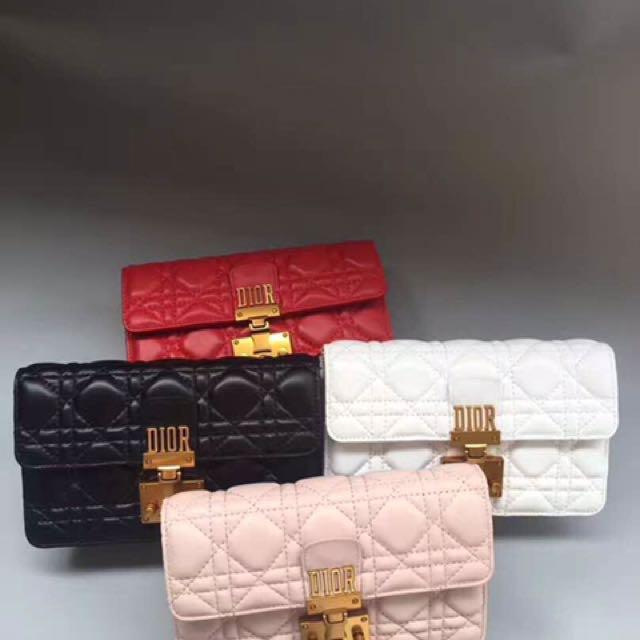 Ja Dior Wallet in Chain Premium 1264c404666b6