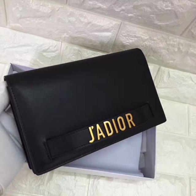 Ja Dior Wallet In Chains Premium fad4b8c58ae8b