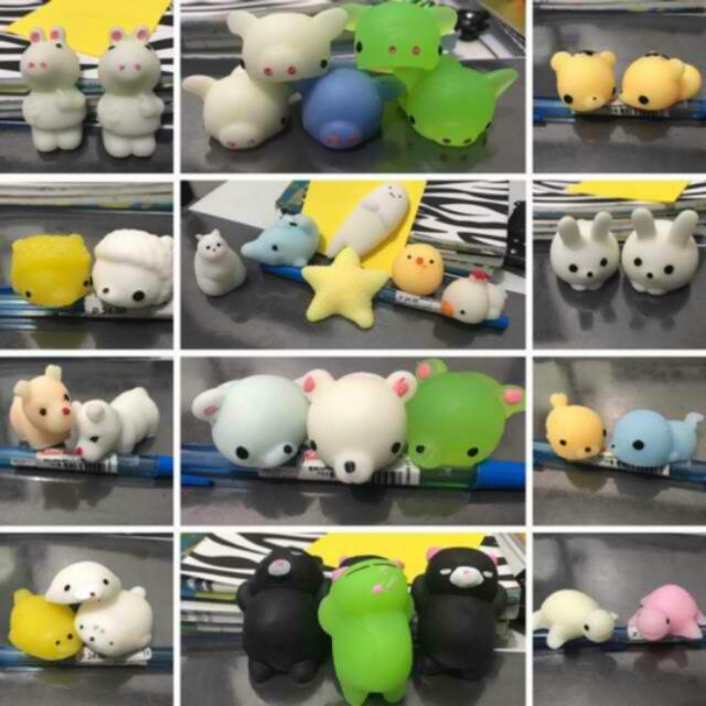 Kawaii Squishy Pets