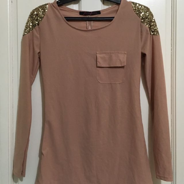 Kirin Kirin Long Sleeves Top