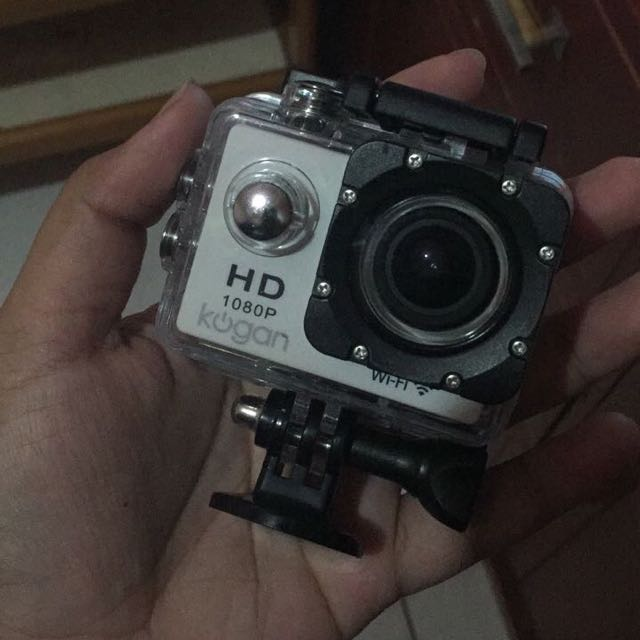 Kogan Action Cam 12mp with wifi