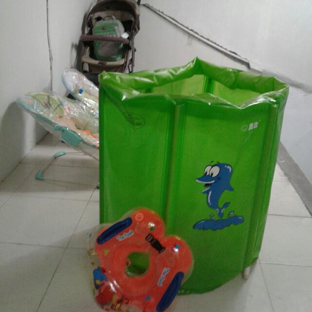 Kolam Baby Spa