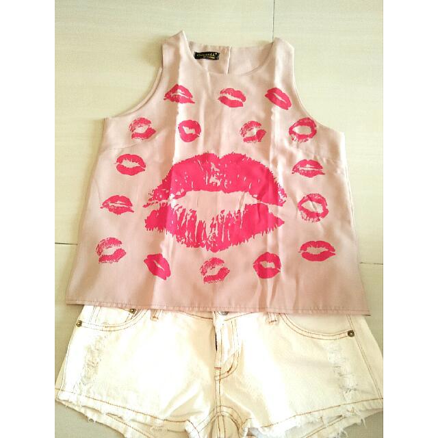 Lips Top