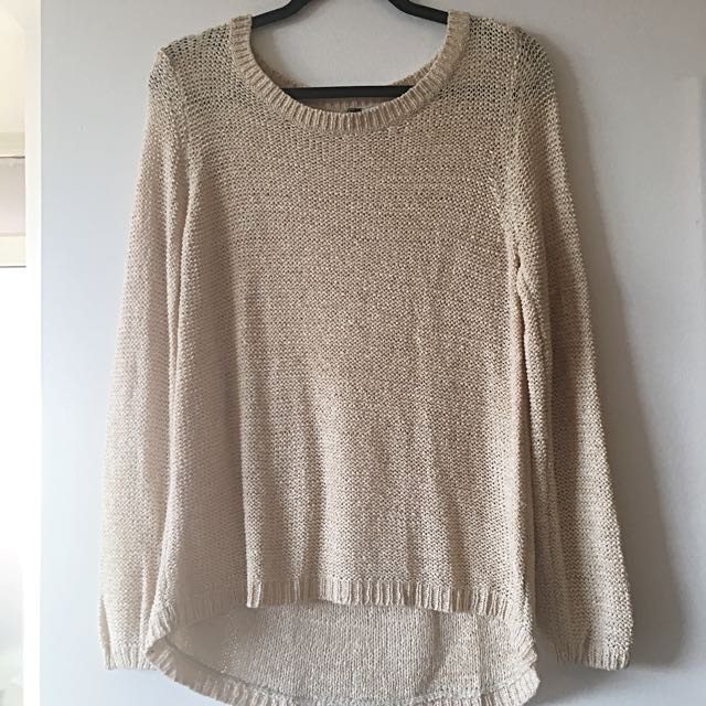 Longsleeve Knitted Shirt