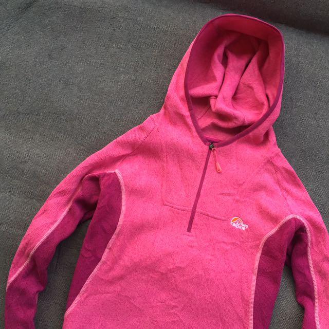 Lowealpine Outdoor Pullover Hoodie