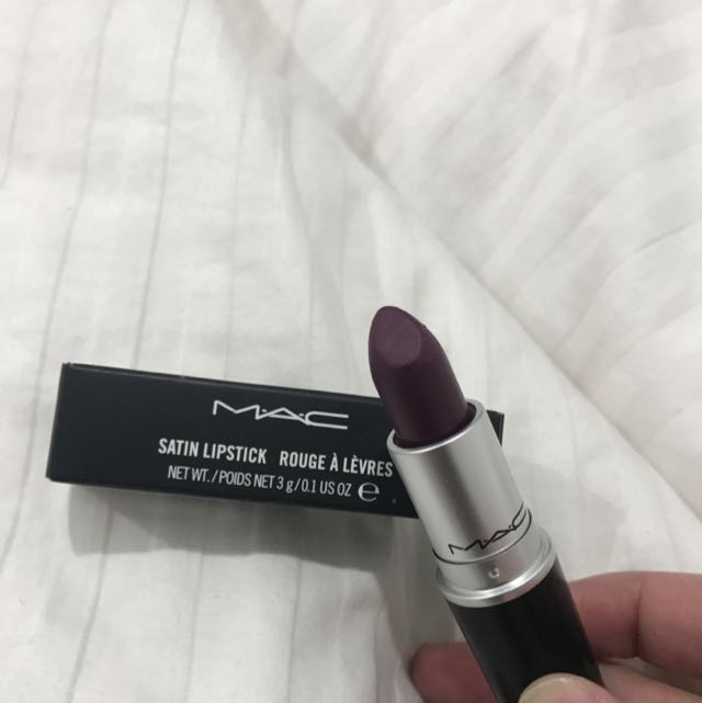 MAC Lipstick - Rebel