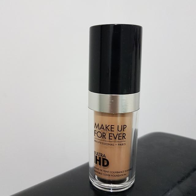 Make Up For Ever Ultra HD (Laura Mercier Creme Compact (2nd Pic) For Free)