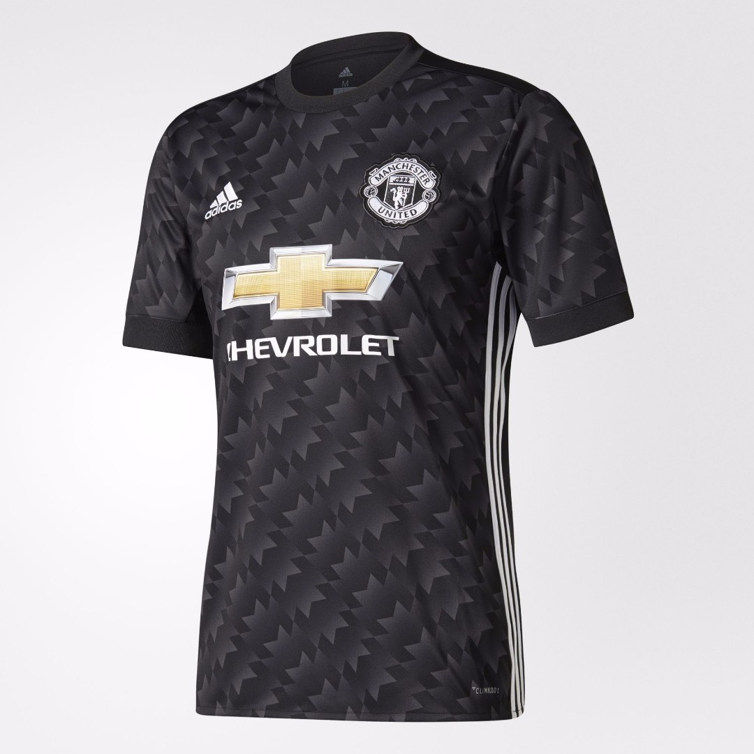newest 26a34 9aaba Manchester United Away Jersey (2017/2018 Season)