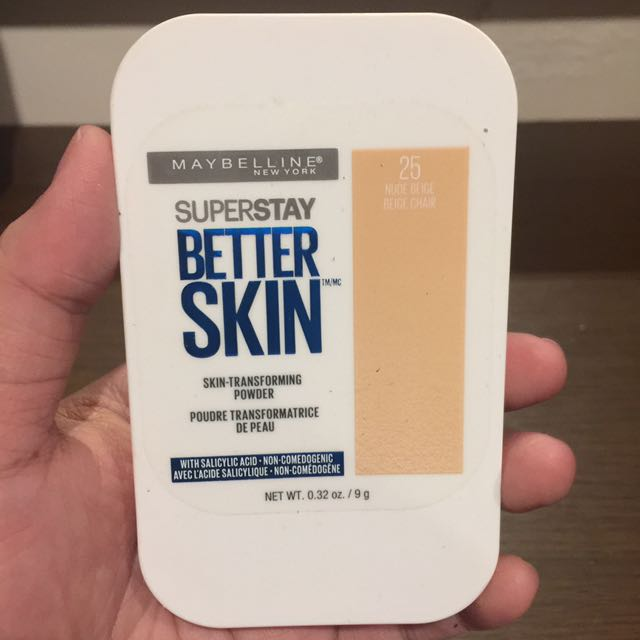 Maybelline Super Stay Better Skin Powder Foundation