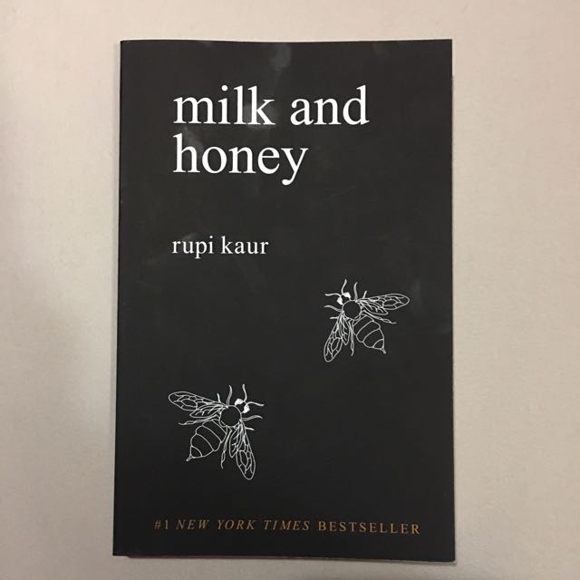 Mille And Honey By Rupi Kaur