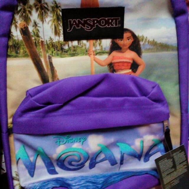 Moana Jansport Bag