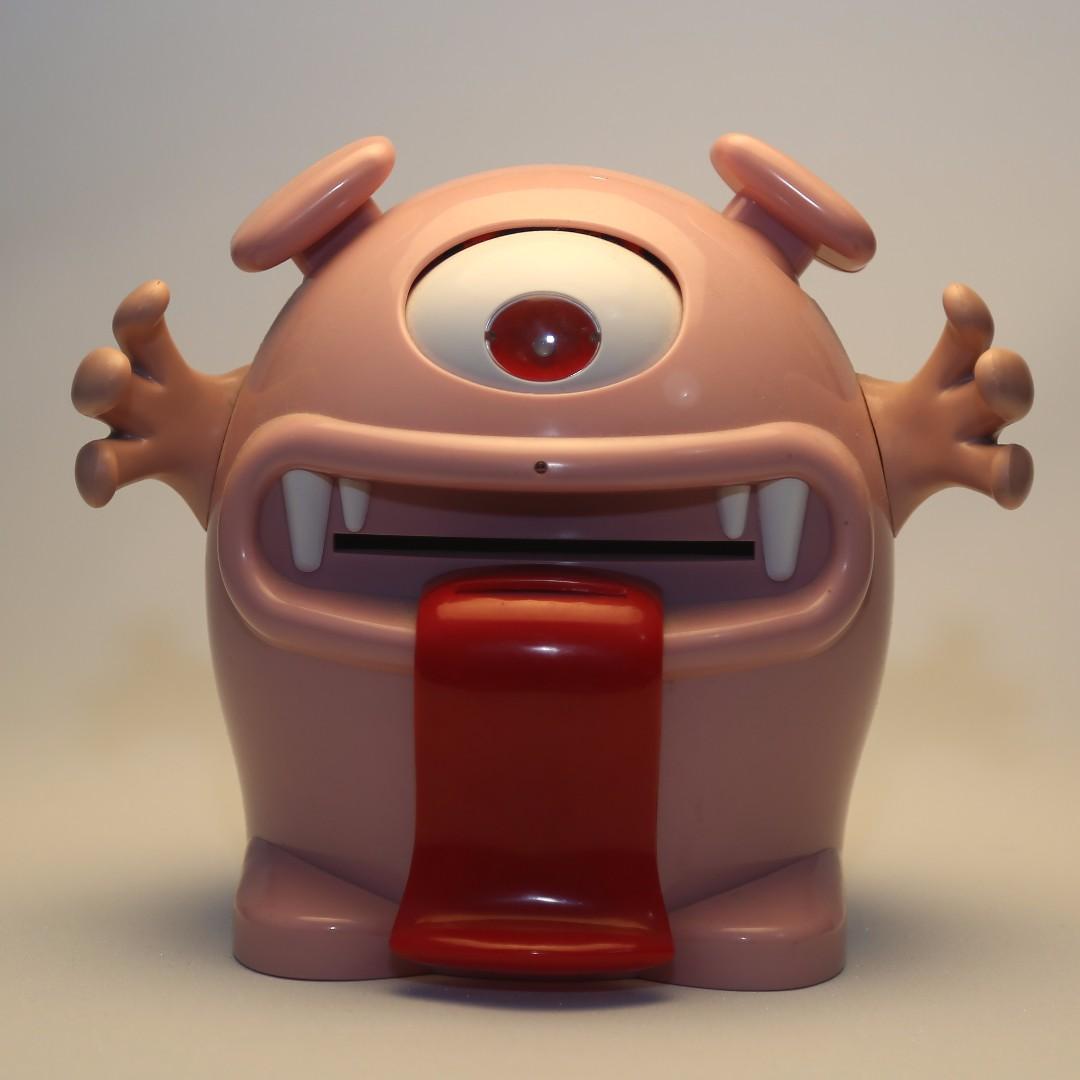 Money Monster piggy bank