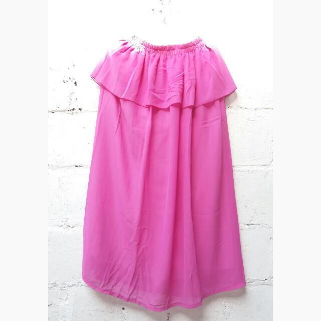 (Nego) Flowy Skirt