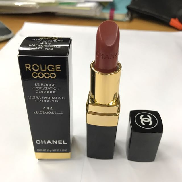 NEW Chanel Rouge Coco 434 Mademoiselle