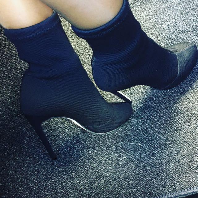 Novo Sock Boots