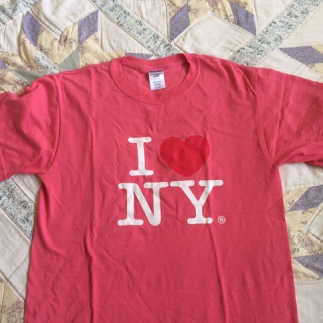 Plus Size Shirt I ♥️ NY