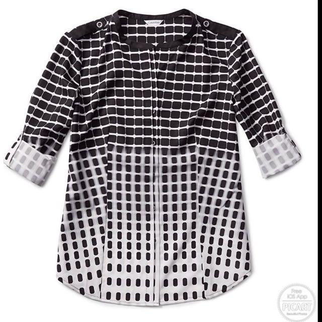 Preloved CC Calvin Clein Shirt
