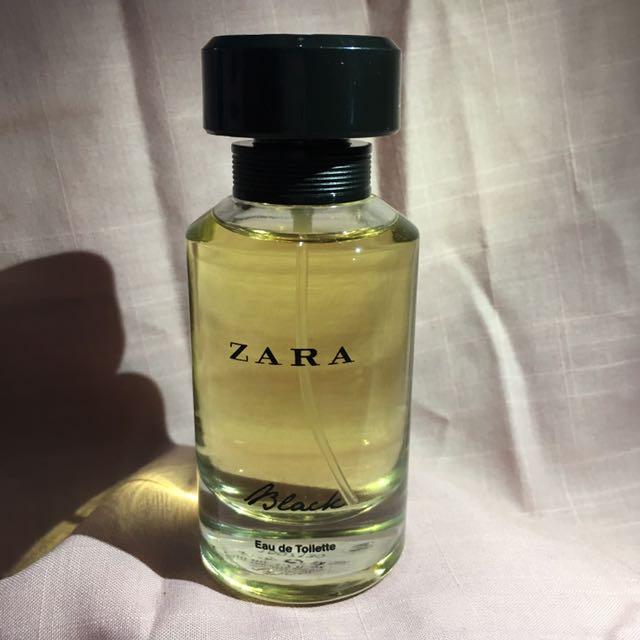 Preloved Like 🆕 Zara Woman Black Eau De Toilette ORI