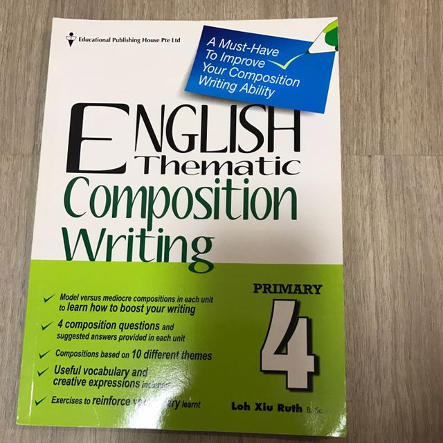 primary composition writing