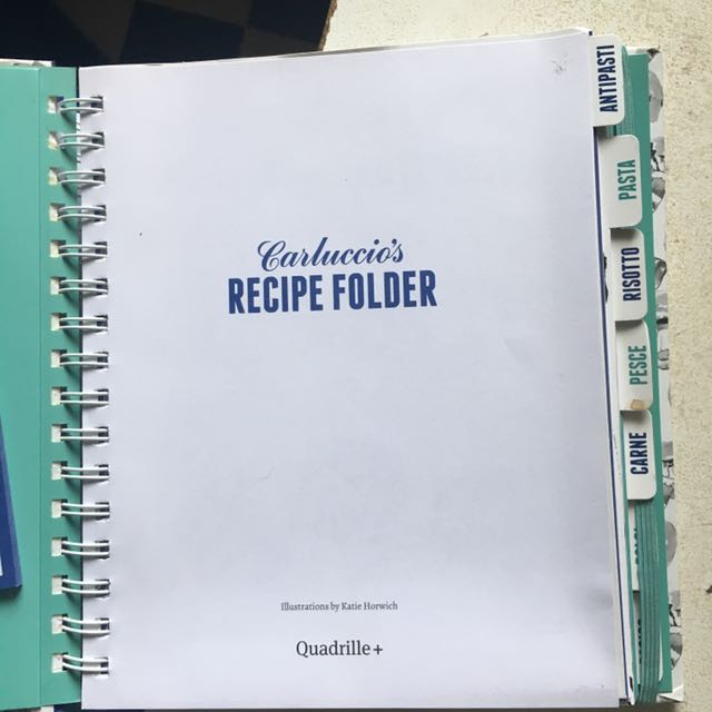 Recipe Recording Book - Great Gift!!