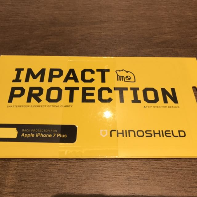 RhinoShield Screen Protector For iPhone 7 Plus