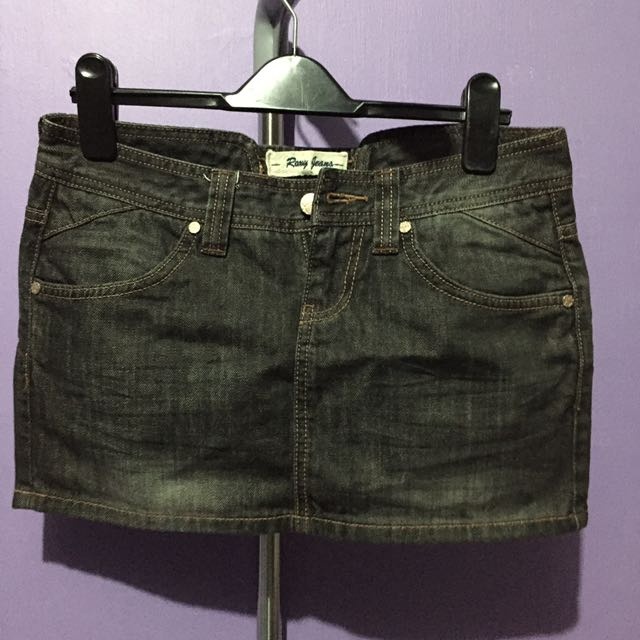 ROXY Denim Skirt