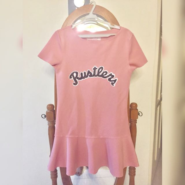 Rustlers Pink Dress