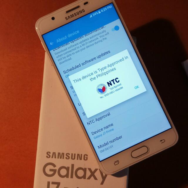 Samsung J7 Prime on Carousell