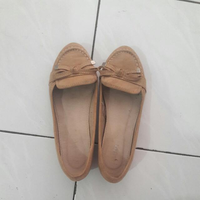 Sepatu Datar - Flat Shoe Crean