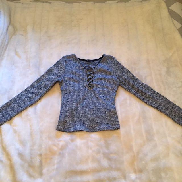 Size Small Long Sleeve Top