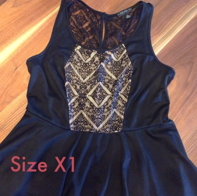 Size X1