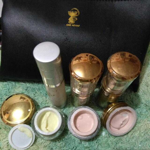 Skin Care Oxy Glow