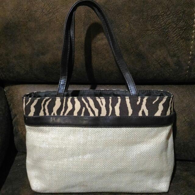 Small Brown Ladies' Bag