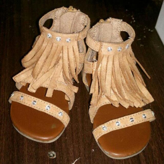 Smart Kid Gladiator Sandals