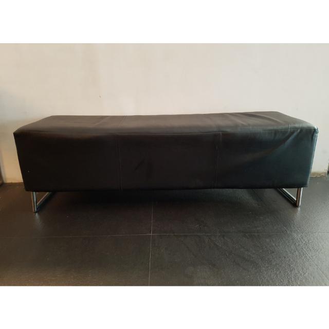 Sofa Bench Hitam Informa Home Furniture On Carousell