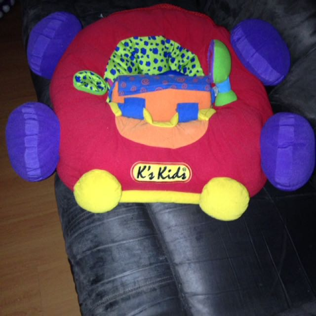 Soft Toy Car