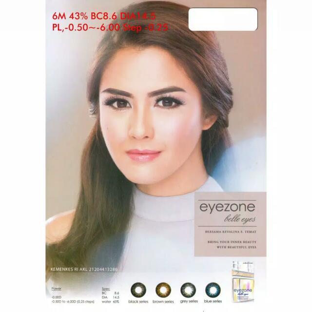 Softlens Eyezone