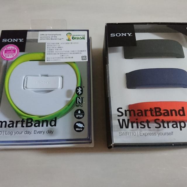 SONY手環SWR10