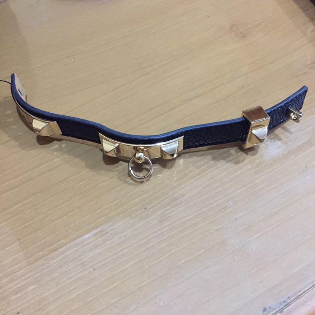 Stud Bracelet Black All Size
