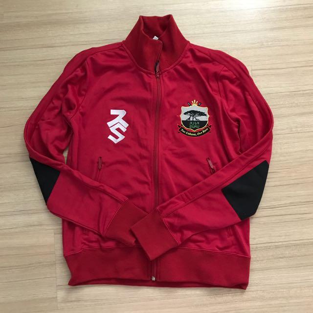 SURU Track Jacket [Red]