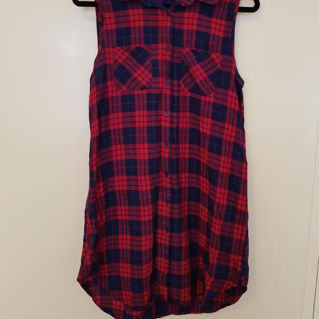 Tartan Dress/shirt