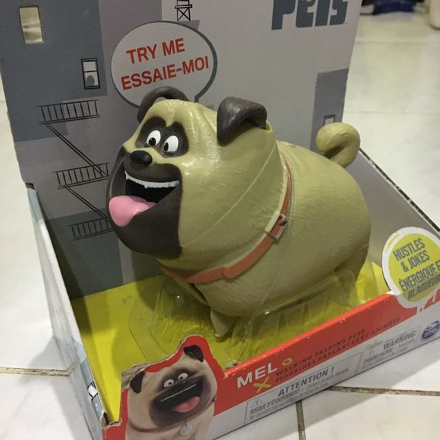 The Secret Life of Pets Mel Dog