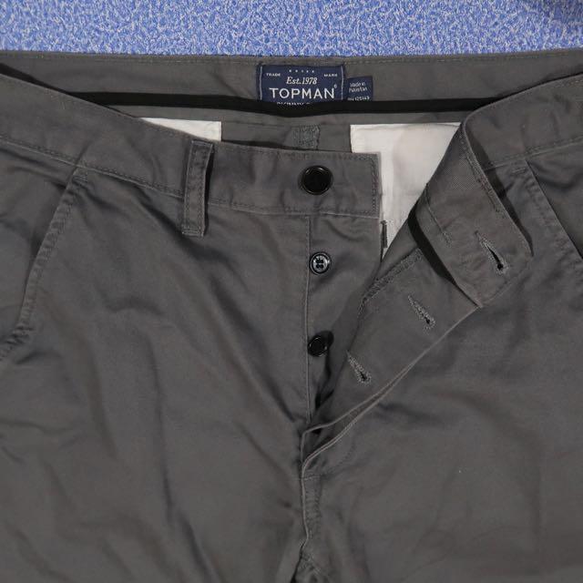 Topman Men's Chino W32 L30