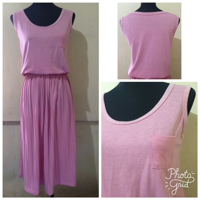 UNBRANDED COTTON MAXI DRESS