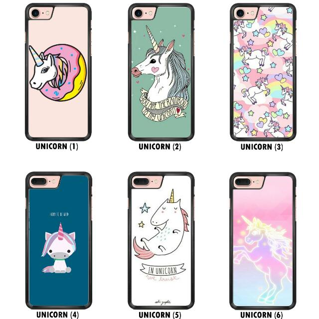 UNICORN CASE/CUSTOM CASE