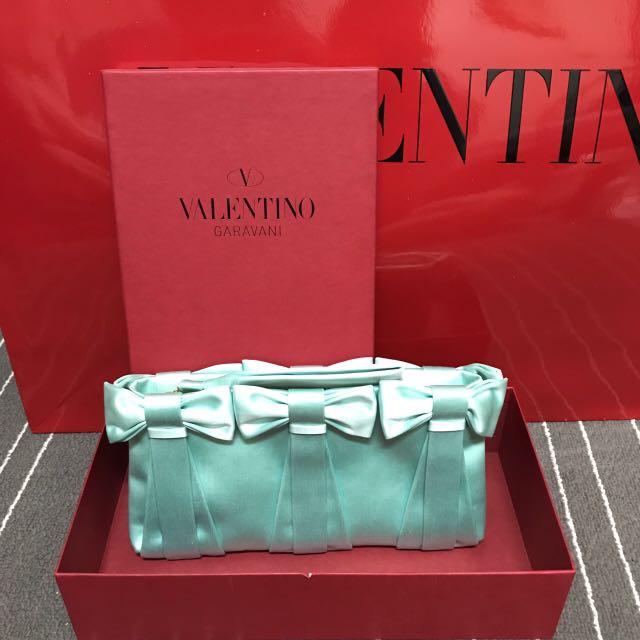 Valentino晚宴手拿包