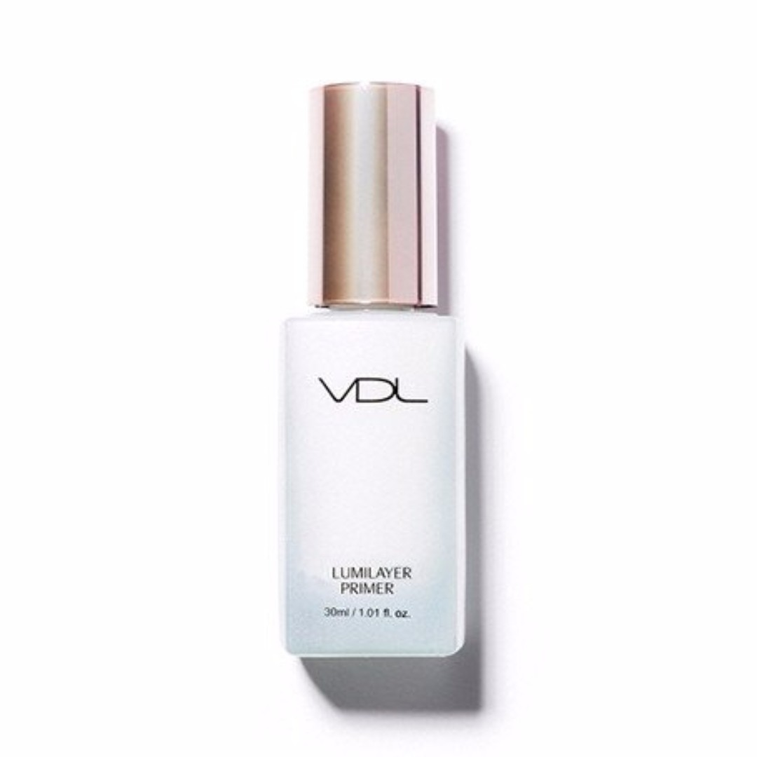 VDL貝殼提亮妝前乳 30ML  LUMILAYER PRIMER