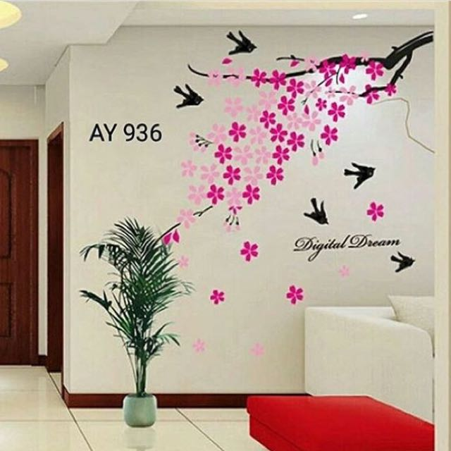 Wallsticker jumbo